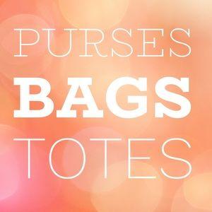 Handbags - Bags, purses, totes